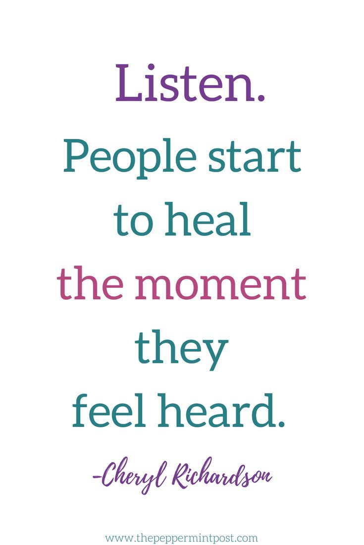 Quotes About Listening | Listening Quotes | How to Give ...