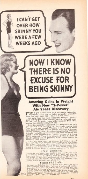 actual ad promoting weight gain: Weightgain, Gain Ads, Vintage Weights, Weights Gain, No Excuses, Weight Gain, Vintage Ads, Weights Loss, Be Skinny