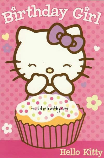 346 best images about happy birthday wallpaper on pinterest - Hello kitty birthday images ...