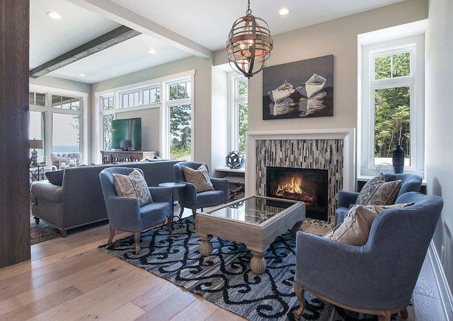 Living room. Hearth room by living room. #hearthroom #livingroom