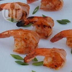Camarones picantes asados @ allrecipes.com.mx