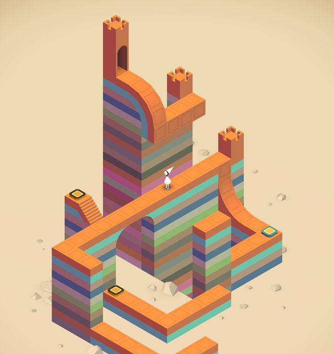 This Might Be the Most Beautiful iPad Game of 2014   Wired Design   Wired.com