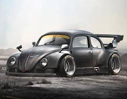 Resultado de imagem para old volkswagen beetle customized #volkswagenclassiccars