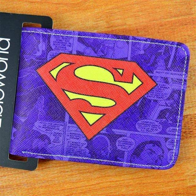 Superman Bifold Wallet