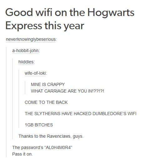 This is sooo funny. My life at Hogwarts. Harry Potter humor