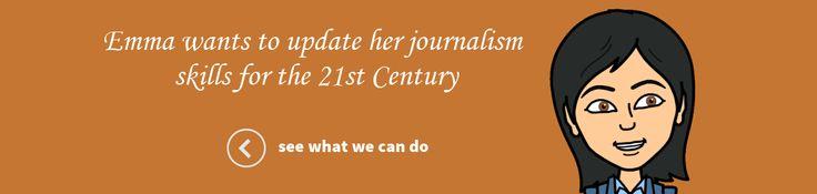 Mobile Journalism Emma