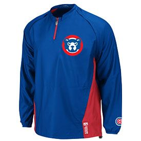 Get this Chicago Cubs Cooperstown Triple Peak Gamer Jacket at ChicagoTeamStore.com