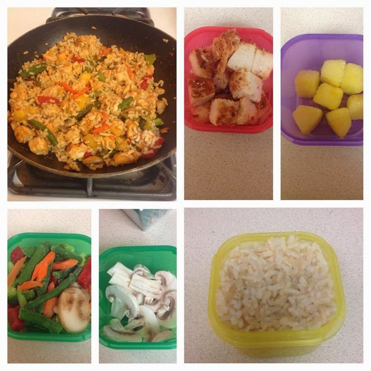 Brooke's blog: Chicken Pineapple Stir Fry (21 DAY FIX approved)