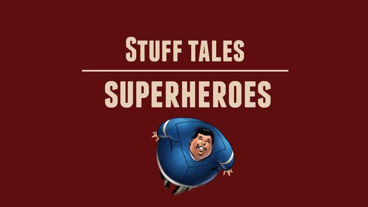 #Stuff Tales12 - Supereroi Inutili