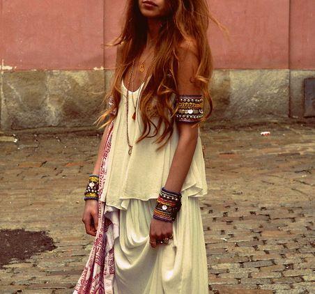 Pix For Boho Style Tumblr Fashion Pinterest Arm Candies Style And Boho