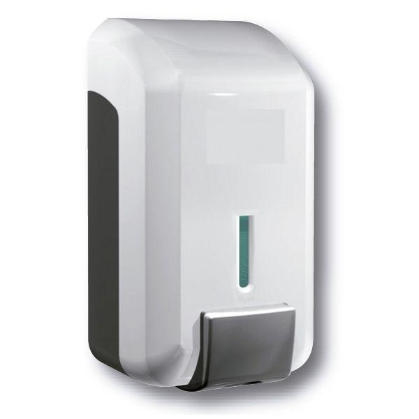 Dispensador de Jabón de Plastico A.B.S DJ-P-ABS, 0,8Lt.
