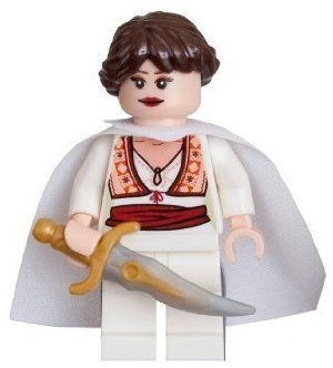 LEGO Prince of Persia Minifigure PRINCESS TAMINA by LEGO. $3.95. Collectible LEGO minifigure.. From the Prince of Persia produt line.. Collectible LEGO minifigure. Stands just under 2 inches tall.