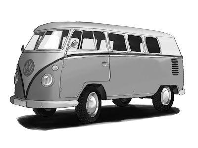 Lars Horneman: VW T1