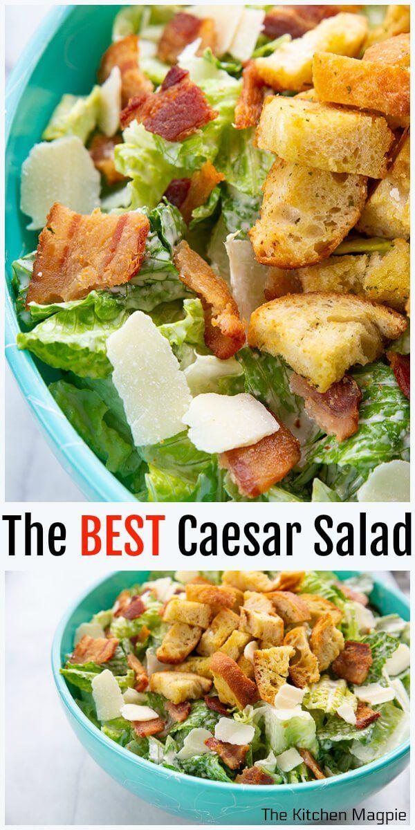 Caesar Salad Recipe Mayo