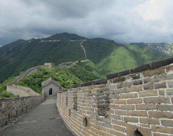 The Great Wall near Beijing 2