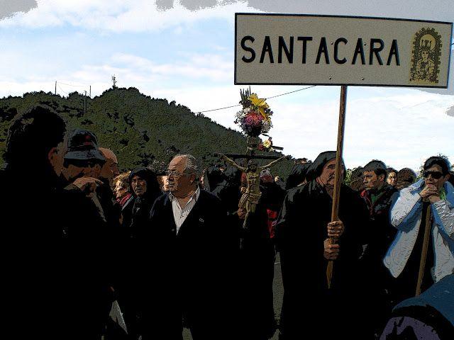 Santacara: Romeria a Ujue