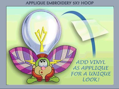 The 307 Best Embroidery Applique Images On Pinterest 4x4
