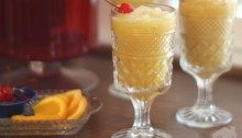 Bourbon Whiskey Slush
