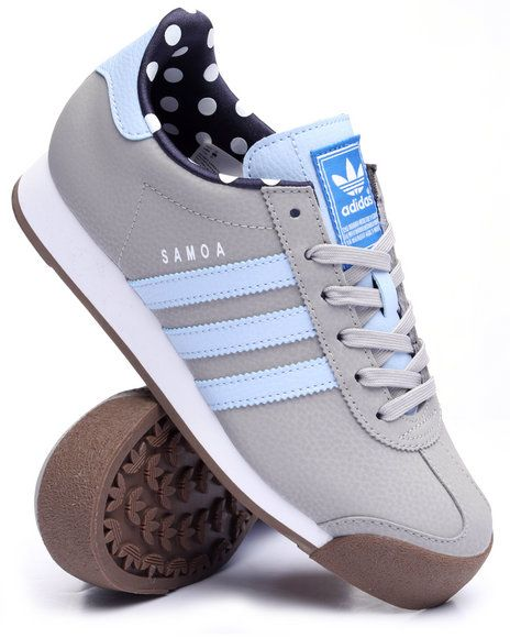Adidas - SAMOA W Sneakers These are actually cute