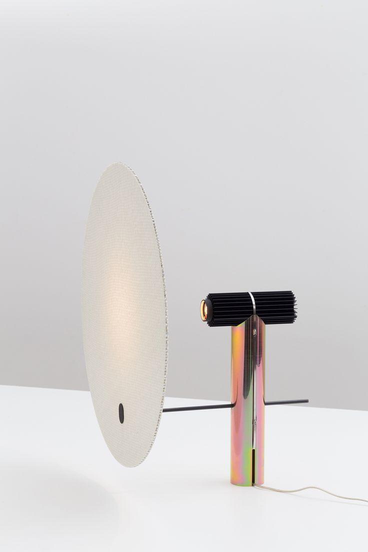 Trend Towards Iridescence Huskdesignblog Readymade By Normal Studio Design Product Designer Iridescence I Lampadaire Design Luminaire Lampe Design