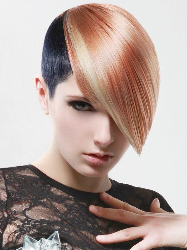 Best 25 Edgy Hair Colors Ideas On Pinterest Edgy Hair