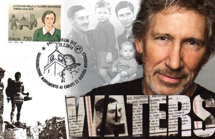 70e anniversaire de la mort d'Eric Fletcher Waters