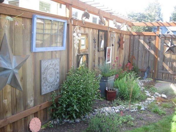 Yard Art Ideas   Yard Art