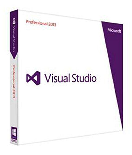 Visual Studio Pro 2013 | Full Version Retail