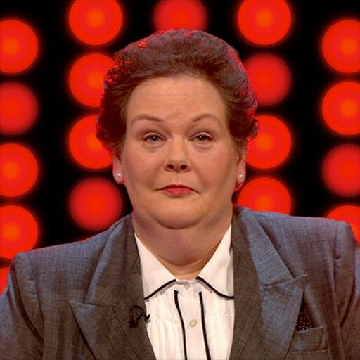 """Anne Hegerty """" The Governess """""""