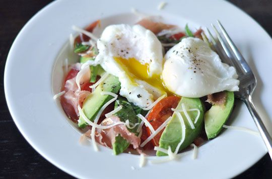 Breakfast Salad: This could be a real favorite.