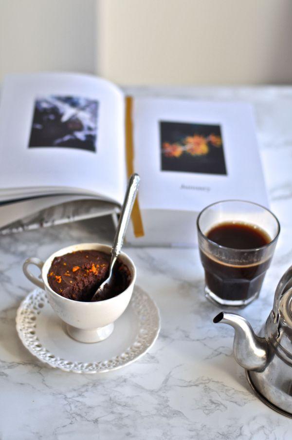 Mus czekoladowo – pomarańczowy z likierem amaretto | Make Life Easier
