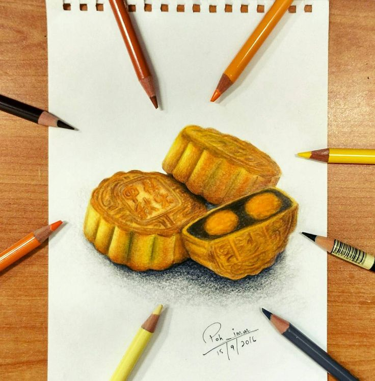 Happy Mid-Autumn Festival 😄😄  #midautumn #midautumnfestival #mooncake #mooncakes #mooncakefestival #colouredpencils #polychrome #polychromes #drawing #sketch #art #artcollective #instaart #instaartwork #instagramart #artgram #中秋节 #中秋 #中秋節 #中秋節快樂 #月饼 #月饼节 #彩铅 #彩铅画 #畫 #色鉛筆 #繪畫