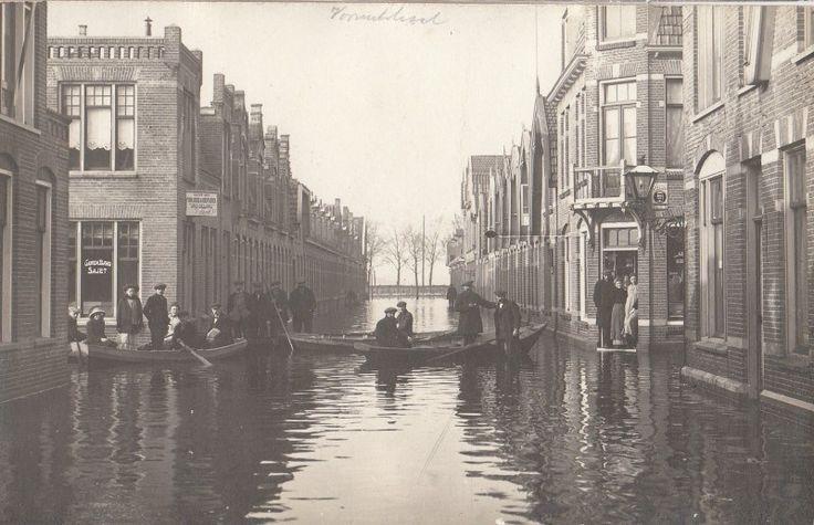1916 Het nieuws van honderd jaar geleden