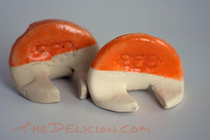 Recipe Name: 72 Base with 6028 MS Orange  Cone: 6 Color: orange Firing: Oxidation Surface:  Amount Ingredient 24 Nepheline Syenite 11 Dolomi...