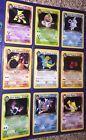 Complete Team Rocket Set 83/82 - Pokemon Cards - Dark Charizard Raichu - NM - http://collectibles.goshoppins.com/trading-cards/complete-team-rocket-set-8382-pokemon-cards-dark-charizard-raichu-nm/