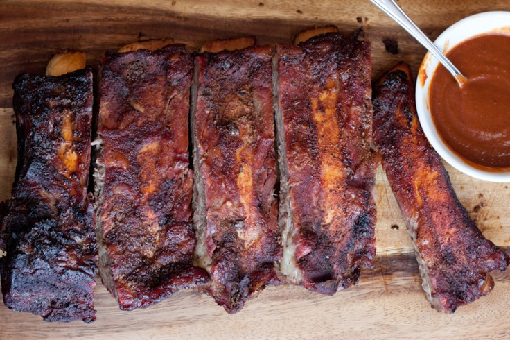 Memphis-Style Barbecue Beef Back Ribs #paleoBrought to you by Cookies ...