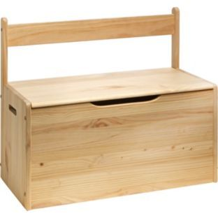 Buy Kids Scandinavia Toybox - Natural Pine at Argos.co.uk - Your Online Shop for Storage chests and toy boxes.