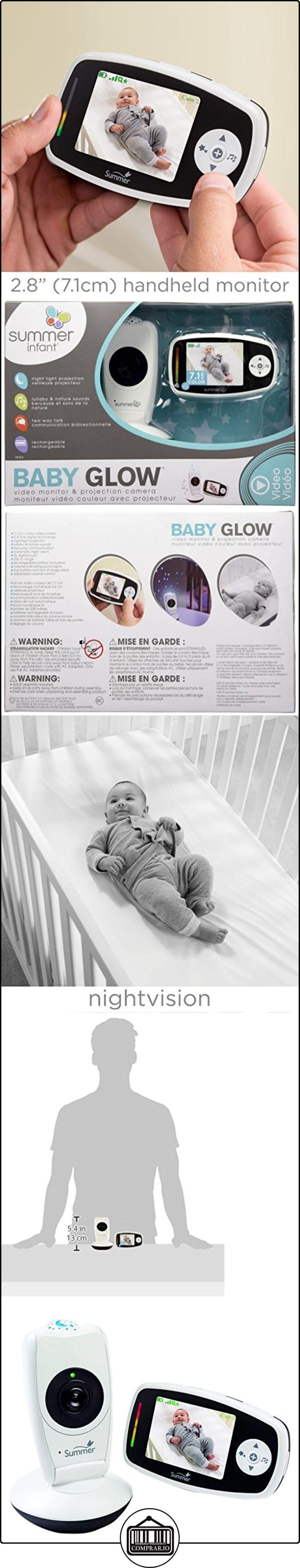 Vigilabebes camara Summer Infant Baby Glow video monitor  ✿ Vigilabebés - Seguridad ✿ ▬► Ver oferta: http://comprar.io/goto/B01B7BVPLI