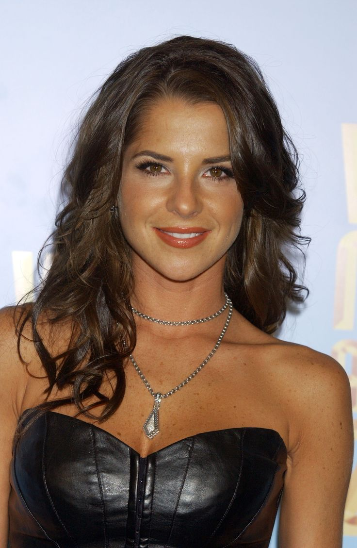 Kelly Monaco. Haircut for fine hair.