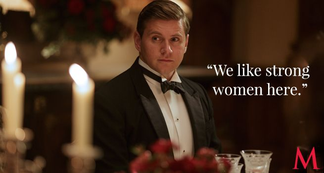 And that is part of the reason we love Branson.  Allen Leech One of the reasons women love Downton Abbey and of course Branson is nice to look at too.
