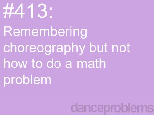 Dance Problems. #ydarocks #YorkDanceAcademy