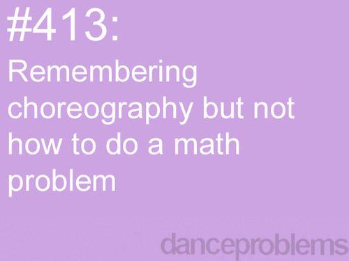 Dance Problems. #ydarocks #YorkDanceAcademy