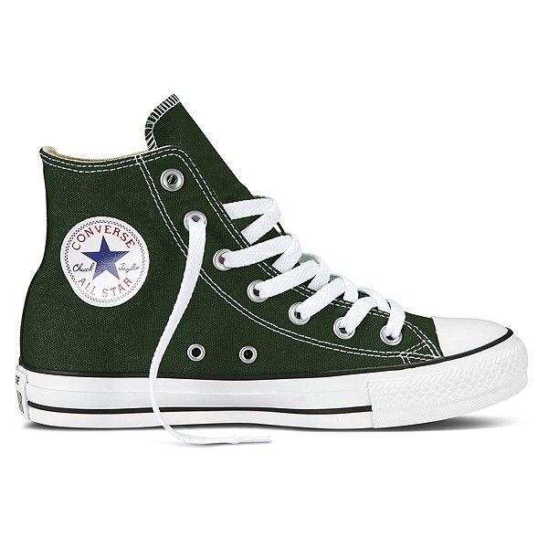 dark green converse - Google Search