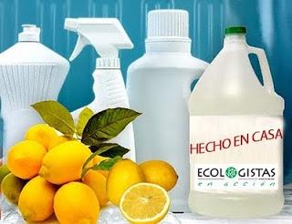 Como Crear Productos De Limpieza Caseros