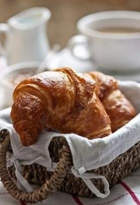 Sunday morning croissants