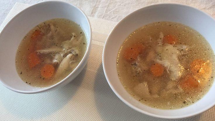 Rosol wedlug pieciu przemian czyli zupa mocy