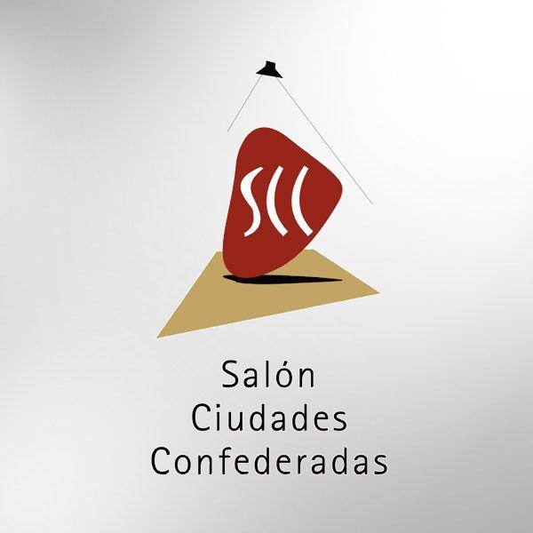 Diseño de marca para una sala de exposiciones de arte contemporáneo.