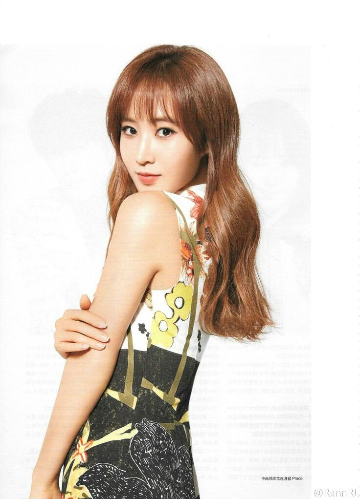 Kwon Yuri SNSD / Girls Generation / 소녀시대 CeCi China Photoshoot