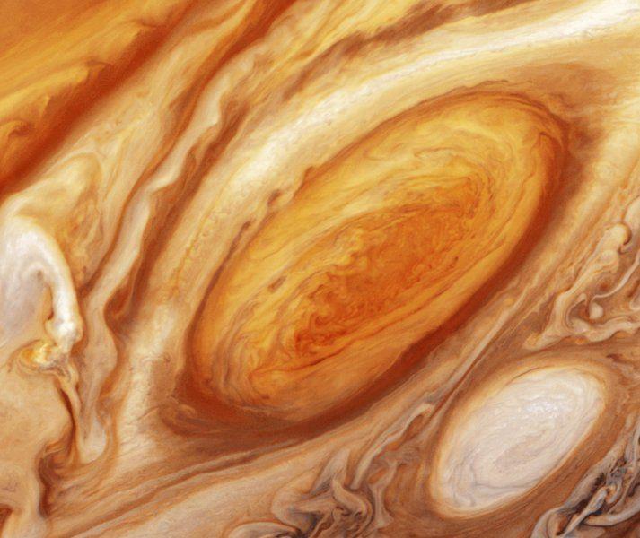 Surface of Jupiter   Jupiter Surface 1