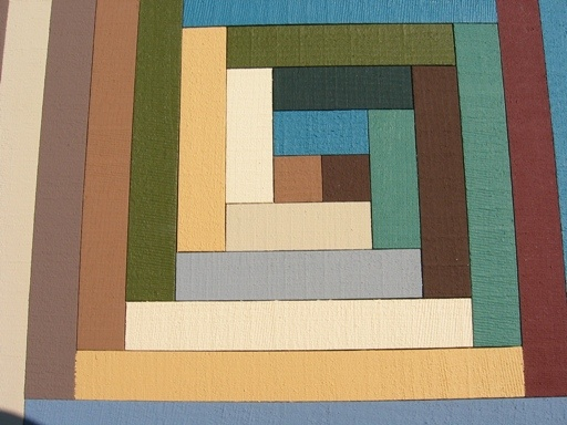 wood quilts :)